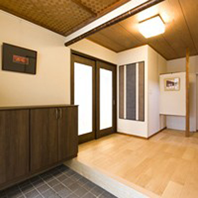 玄関・廊下 イメージ